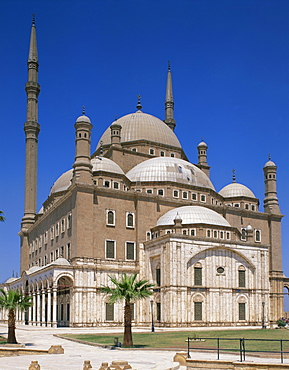 The Mohammed Ali Mosque, Cairo, Egypt, North Africa, Africa