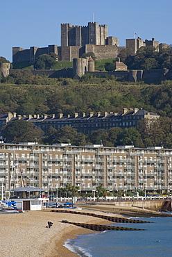 Dover castle, Dover, Kent, England, United Kingdom, Europe
