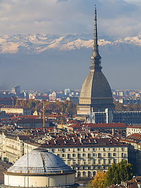 Mole Antonelliana, Turin, Piedmont, Italy, Europe