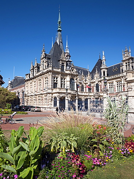 Fecamp palace, Seine-Maritime, Normandy, France, Europe