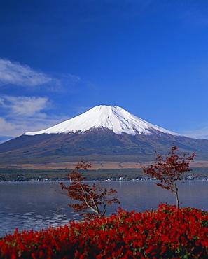 Mount Fuji, Honshu, Japan, Asia