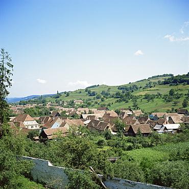 Biertan, Transylvania, Romania, Europe