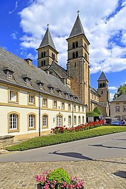 Benedictine Abbey of Echternach, Grevenmacher, Grand Duchy of Luxembourg, Europe