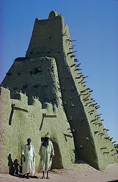 Timbuktu (Tombouctou), Mali, Africa