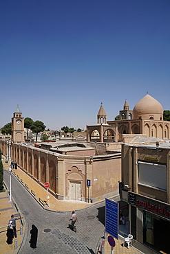 Vank (Armenian) Cathedral precinct, Isfahan, Iran, Middle East