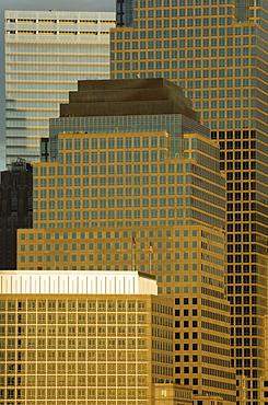 World Financial Center Buildings, Manhattan, New York City, New York, United States of America, North America