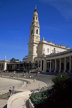 Basilica, Fatima, Portugal, Europe