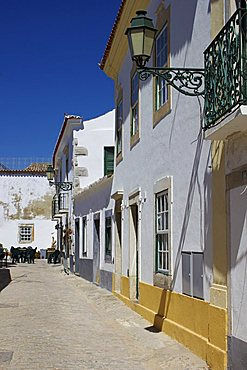 Old Town, Faro, Algarve, Portugal, Europe