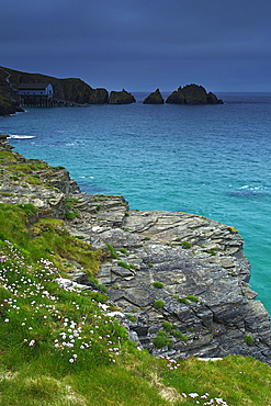 Mother Ivey's Bay, Padstow, Cornwall, England, United Kingdom, Europe