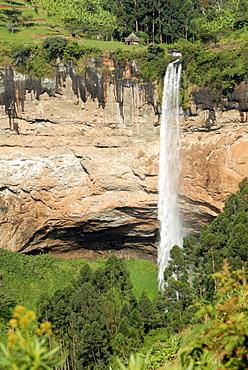 Sipi Falls, Mount Elgon, Uganda, East Africa, Africa