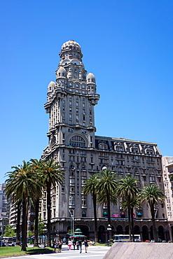 Palacio Salvo, Montevideo, Uruguay, South America