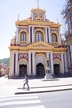 Iglesia San Francisco, Salta, Argentina, South America