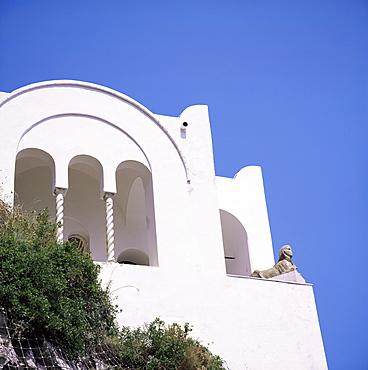 House of Axel Munthe, Villa San Michele, Anacapri, Capri, Campania, Italy, Europe