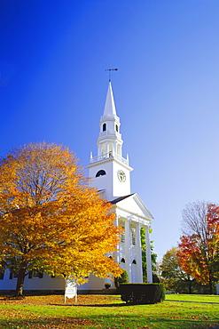 Litchfield Church, Connecticut, New England, USA, North America