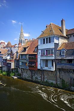 Argenton-sur-Creuse, Indre, Centre, France, Europe
