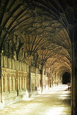 Gloucester Cathedral, Gloucester, Gloucestershire, England, United Kingdom, Europe