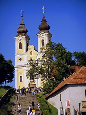 Tihany, near Balatonfured, Lake Balaton, Hungary