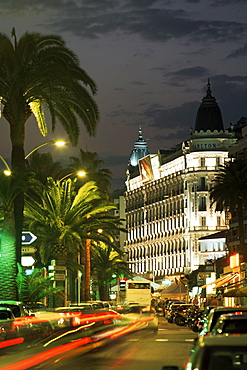 Cannes, Alpes-Maritimes, Cote d'Azur, Provence, French Riviera, France, Europe