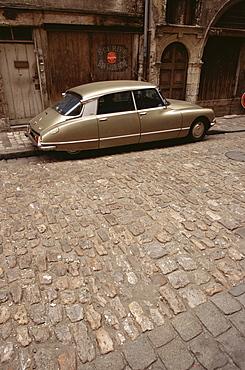 Citroen D.S. Orleans, France, Europe
