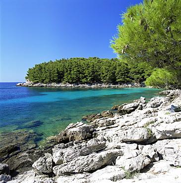Peljesac Peninsula near Dubrovnik, Croatia