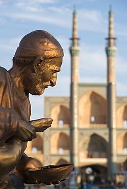 Amir Chakhmaq complex, Yazd, Iran, Western Asia