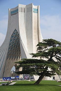 Azadi tower, Tehran, Iran, Western Asia