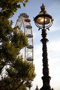 The London Eye, Southbank, London, England, United Kingdom, Europe