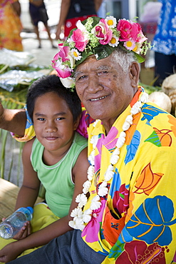 Festival , Takapoto, Tuamotu Islands, French Polynesia