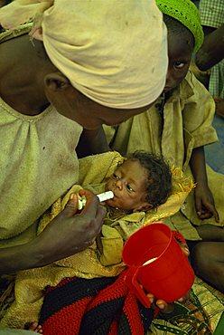 Rwandan Hutu refugees, Chabalisa, Tanzania, East Africa, Africa