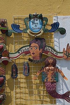 Artisans Market, San Miguel de Allende (San Miguel), Guanajuato State, Mexico, North America
