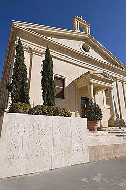 Stock Exchange, Valletta, Malta, Europe