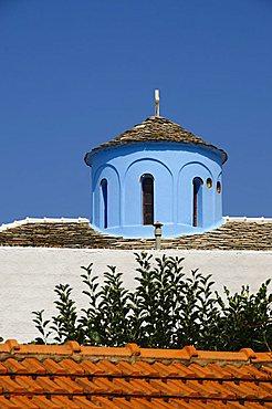 Monastery Prodromos, Skopelos, Sporades Islands, Greek Islands, Greece, Europe