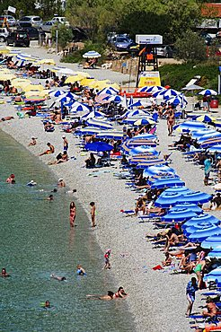 Panormos Beach, Skopelos, Sporades Islands, Greek Islands, Greece, Europe