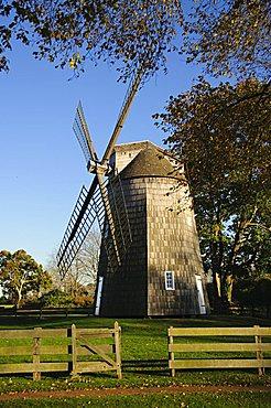 Gardiner Windmill, East Hampton, The Hamptons, Long Island, New York State, United States of America, North America