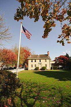 Village Hall, East Hampton, the Hamptons, Long Island, New York State, United States of America, North America