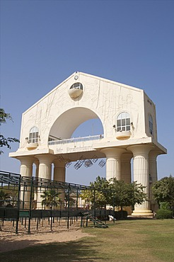 Arch 22, Banjul, Gambia, West Africa, Africa