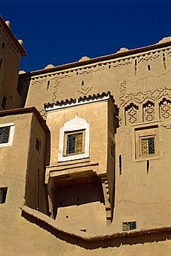 Taourirt Kasbah, Ouarzazate, Morocco, North Africa, Africa
