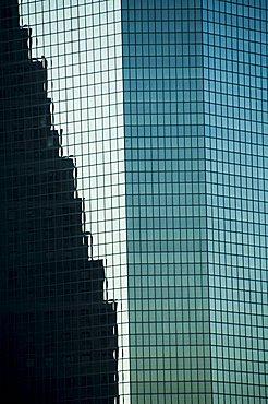 Business district, Lower Manhattan, New York City, New York, United States of America, North America - 641-6810