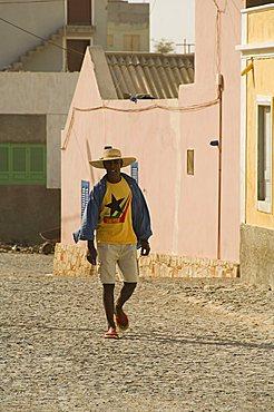 Village of Provoacao Velha, Boa Vista, Cape Verde Islands, Africa