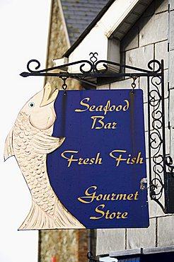 Restaurant, Kinsale, County Cork, Munster, Republic of Ireland, Europe