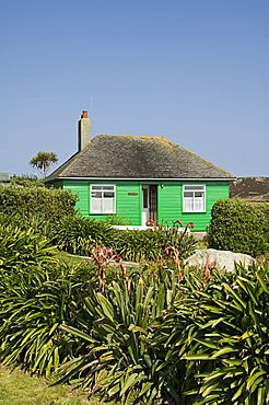 Bryer (Bryher), Isles of Scilly, off Cornwall, United Kingdom, Europe