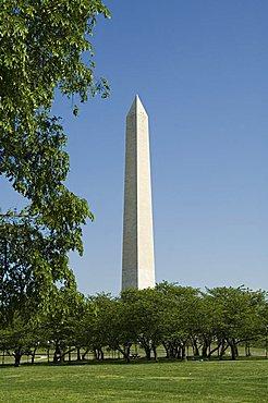 Washington Mounument, Washington D.C. (District of Columbia), United States of America, North America