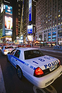 Times Square, Manhattan, New York, New York State, United States of America, North America
