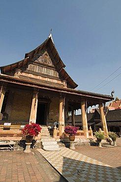 Wat Si Saket, Vientiane, Laos, Indochina, Southeast Asia, Asia