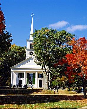 Old Sturbridge Village, a recreation of early 19th century rural village life, Massachusetts, USA