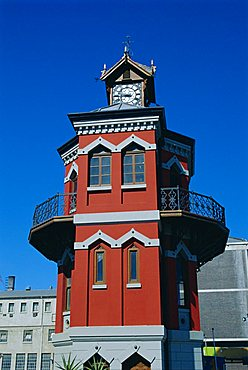 The Clock Tower, Victoria & Alfred Waterfront, Cape Town, South Africa