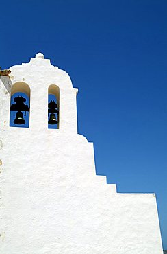 Nossa Senhora da Graca, Our Lady of Grace Chapel, 16th century, within the walls of the Fortaleza de Sagres, Cape St. Vincent, Algarve, Portugal
