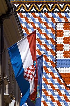 Church of St. Mark, Zagreb, Croatia, Europe