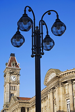 Council House and Art Gallery, Birmingham, England, United Kingdom, Europe