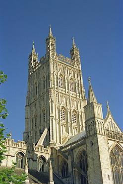 Gloucester Cathedral, Gloucester, Gloucestershire, Engalnd, United Kingdom, Europe